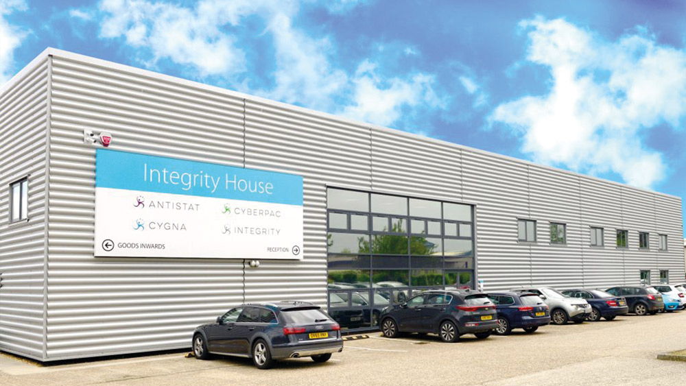 Photo of Integrity House office where Integrity Cleanroom are based
