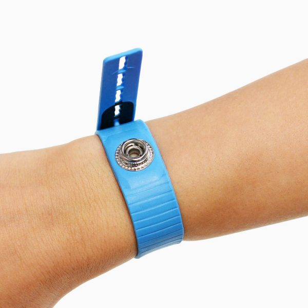 066-0051 INTEGRITY CLEANROOM® Adjustable ESD Wrist Strap (2)