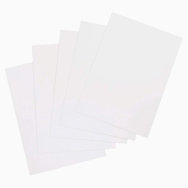 600-0620 INTEGRITY CLEANROOM® Autoclavable Munising Paper - white single sheets