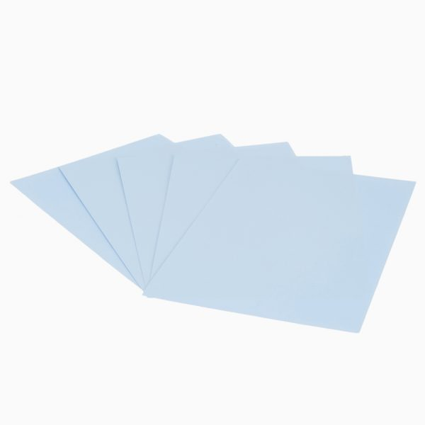 600-0622 INTEGRITY CLEANROOM® Autoclavable Munising Paper - Blue Singles