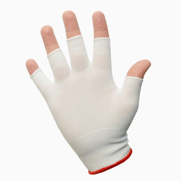 600-0660 INTEGRITY® NYLON HALF FINGER GLOVE LINER