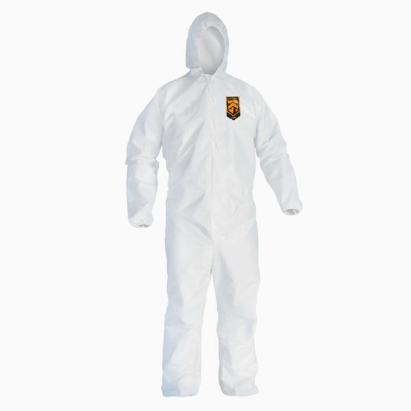 600-5069 KLEENGUARD™ A40 Liquid & Particle Protection Coveralls
