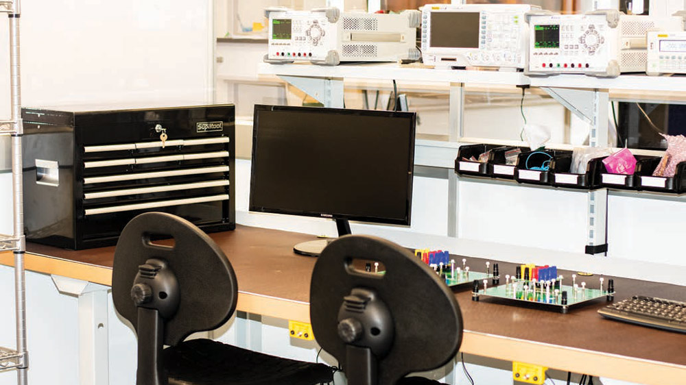 ISO Class 8 Modular Cleanroom Aerospace