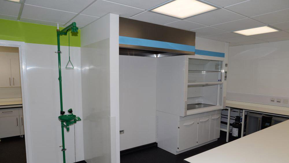 Bespoke Forensic Cleanroom