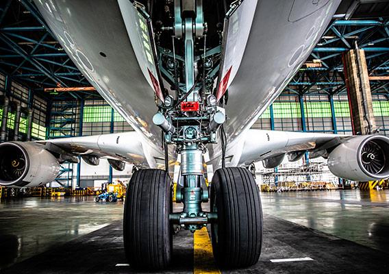 Sector - Aerospace