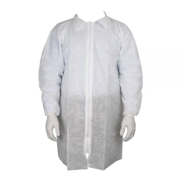 603-5000 Visitor Lab Coat - Small